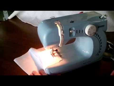 Kenmore 40 Mini Ultra Sewing Machine YouTube Impressive Kenmore Ultra Mini Sewing Machine