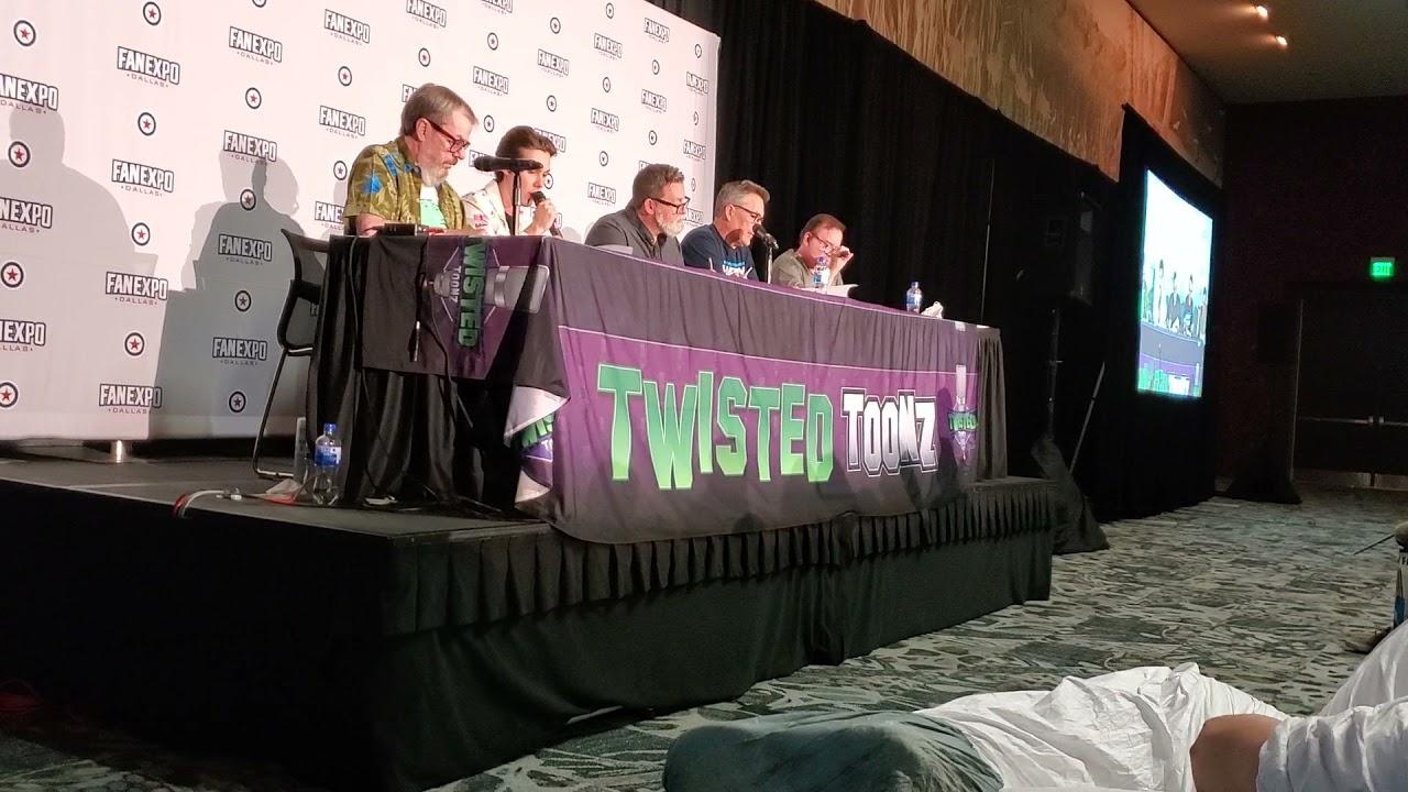 Download Fanexpo Dallas 2021: Twisted Toonz!