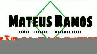 Baixar Mateus Ramos - Não Ia Dar Certo (Previa)