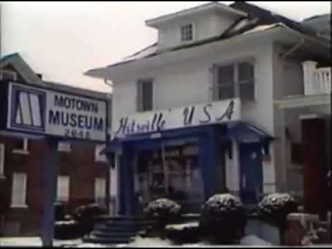 1991 Motown Museum commercial