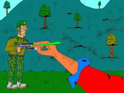 Download Rat / War [1998] - Funny Cartoon Video for Kids