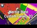 Marble Blast Custom Levels 20