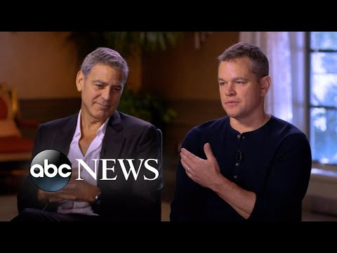 Matt Damon says he 'got a Dad bod' in his new film