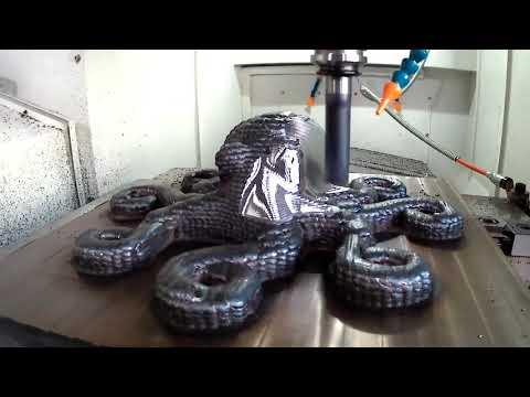 Metal Printing Tool add-on for any CNC Machine