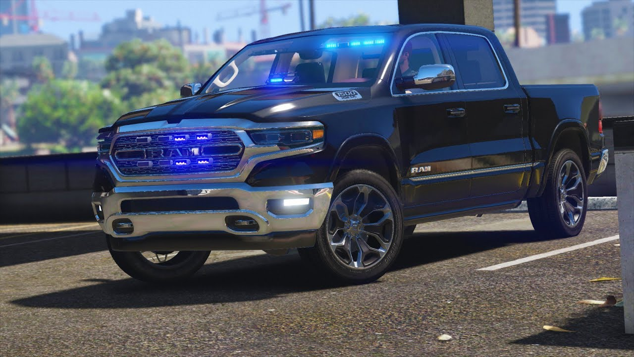 LSPDFR - Day 913 - 2019 Police Ram 1500 - YouTube