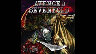 Avenged Sevenfold - Bat Country (Backing Track For Guitar Solo) Including harmonies!