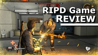 R.I.P.D.: The Game - Review