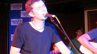 Scotty McCreery - Letters from Home - Boston, MA 7/2/12