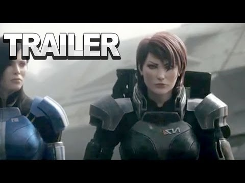 mass effect 3 femshep take earth back trailer youtube. Black Bedroom Furniture Sets. Home Design Ideas