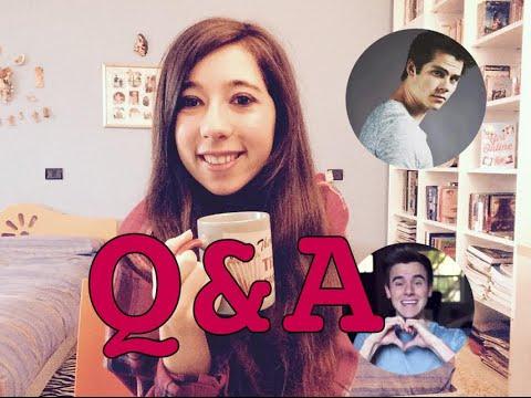 Q&A! Youtuber preferiti, Idoli,Canzoni preferite
