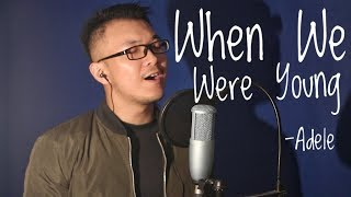 WHEN WE WERE YOUNG - Adele (Cover) by dr. Ray Leonard Judijanto