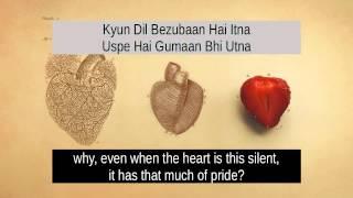 Beqasoor - Lekar Hum Deewana Dil [LHDD] - [hindi lyrics - english translation, meaning]