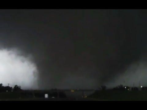 2014 EF5 TORNADO Footage Caught on Tape Best Tornado