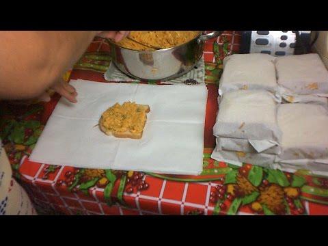 COMO HACER SANDWICH SALVADOREñO (PASO A PASO)