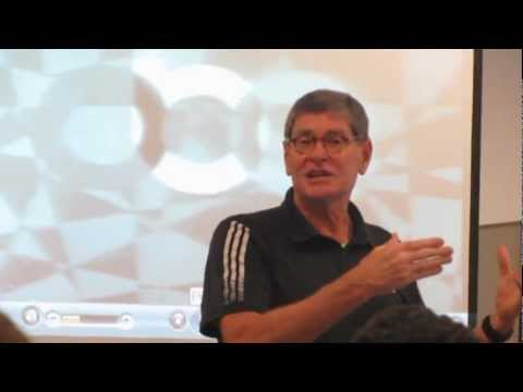Jim Ryun comments on 3:51.1 World Record Performance in Mile in Bakersfield,CA set on June 23, 1967