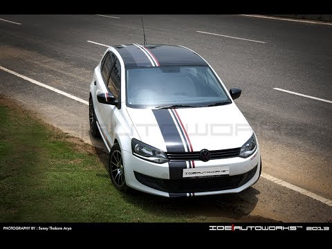 Hot Modified Volkswagen Polo In India Youtube