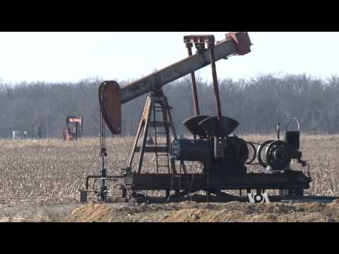 Drop In Oil Prices Delays Midwest Shale Oil Production