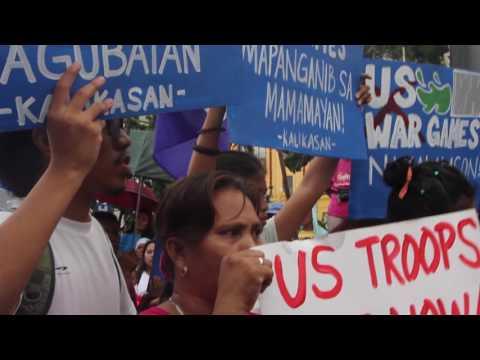 Progressives welcome Duterte decision to stop US-RP war games