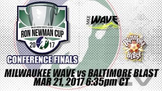 Eastern Conference Finals Game Two - Milwaukee Wave vs Baltimore Blast