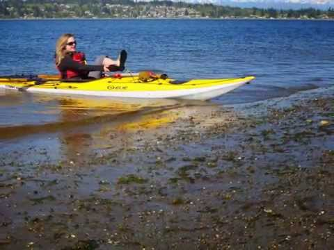 Ballard Kayak & Lake Union Charter: Blake Island Paddle, Camp & Sail