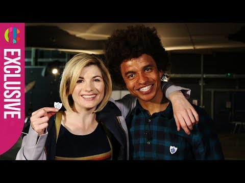 Doctor Who | AMAZING Jodie Whittaker Waxwork!