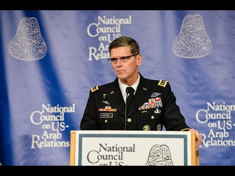 Keynote Address by General Joseph L. Votel at the 2017 Arab-U.S. Policymakers Conference