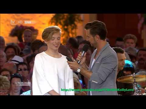 Iggi Kelly Auf Uns Andreas Bourani Dirndl Fertig Los 2017