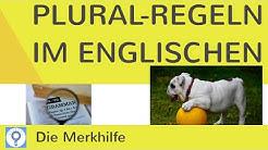 Plural-Regeln im Englischen - das Plural 's' | EnglischGrammatik 12