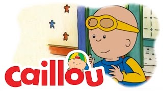 Caillou - Caillou Learns to Drive  S01E06  Videos For Kids