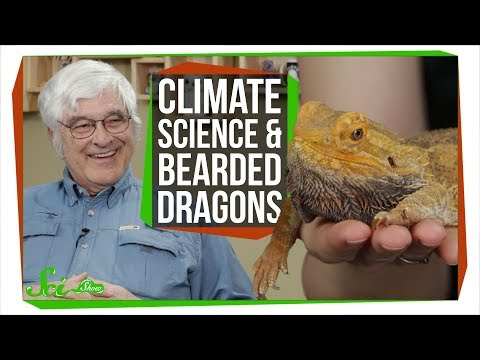 Climate Science From Space   SciShow Talk Show