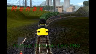 Let`s Play ?? Trainz Railroad Simulator 2004 [Deutsch][German] Tschuut Tschuut PNG Zug