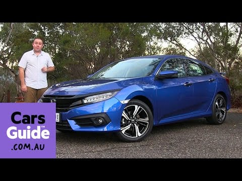 2016 Honda Civic sedan review | first...