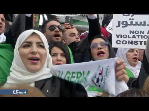 محامو الجزائر يتظاهرون للمطالبة بتنحّي بوتفليقة  - نشر قبل 2 ساعة