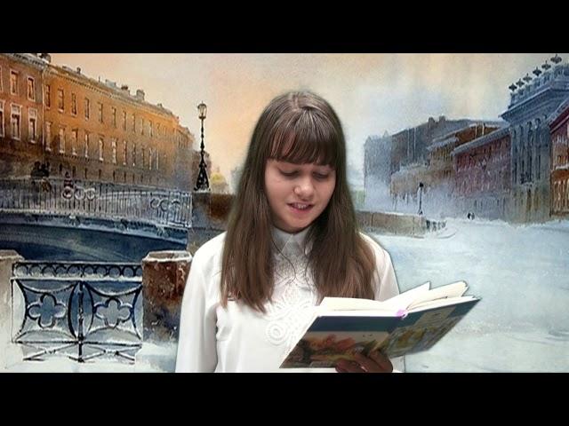 Изображение предпросмотра прочтения – КаринаБобьякова читает произведение «Маша» И.С.Тургенева