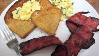 Curtis Allen - Eggs and Bacon (Original)