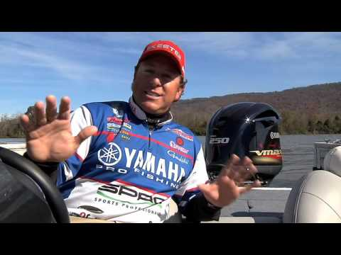 Yamaha Pro Angler Dean Rojas Talks More About V MAX SHO