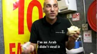 Why Did The Israelis Steal Hummus From The Arabs?