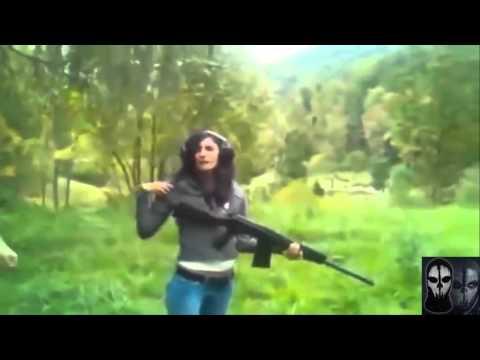 Нарезка приколов с оружием