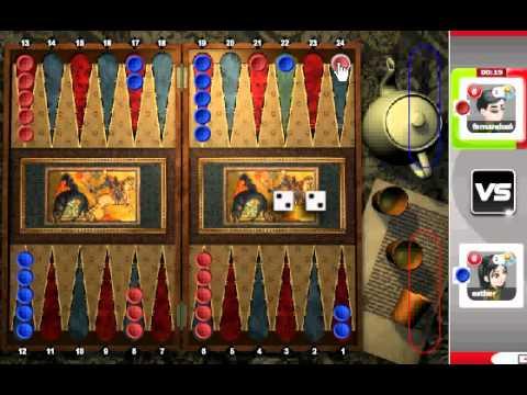 Our Backgammon: Gioca a Backgammon Gratis Online