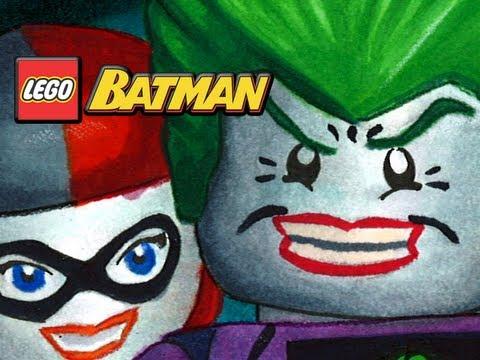 LEGO Batman 100% Walkthrough - All Characters & Unlockables
