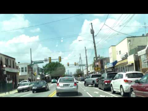 Day 1 Video 15 Philadelphia to Phila Waterfront