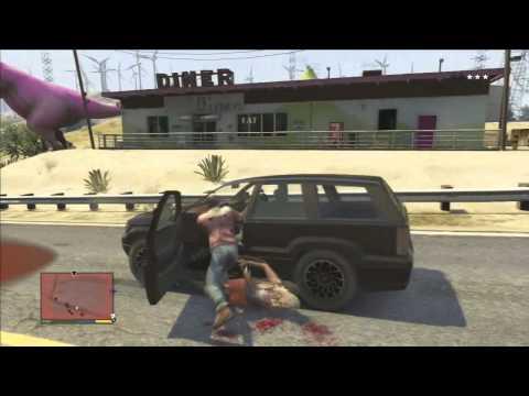 Vidéo test Grand Theft Auto 5 (GTA V) [PS3]