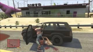 Test Grand Theft Auto 5 (GTA V) [PS3]