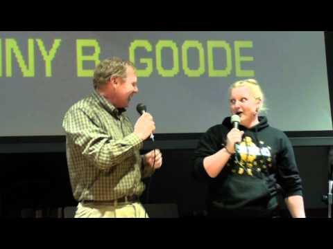 Ron Pyle - Ronnie B. Goode