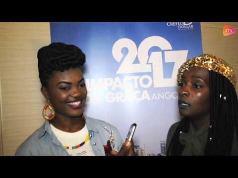 Deborah Lukalu interviewed by Eternity Tv Angola