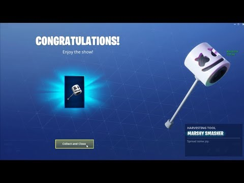 *NEW* HOW TO UNLOCK ''KEEP IT MELLO'' DANCE AND UNLOCK MARSHMALLOW PICKAXE (SHOWTIME CHALLENGES)