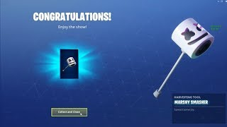 *NEW* HOW TO UNLOCK ''KEEP IT MELLO'' DANCE AND UNLOCK MARSHMALLOW PICKAXE (SHOWTIME CHALLENGES) Video