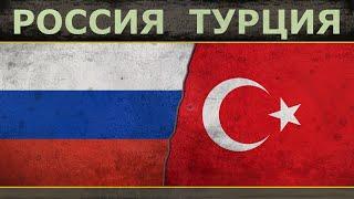 Россия vs Турция - Рейтинг стран по военной мощи 2018