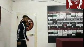 Reggina-Catanzaro 1-0 Conferenza Stampa Post Partita intera (09/04/2017)