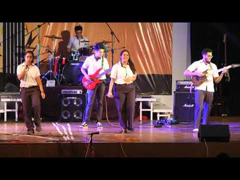 Shri Ram School Rock Band (Aravali) Competes at Wired 2017